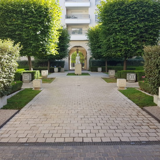 Les Jardins du Carrousel (Issy-Les-Moulineaux)